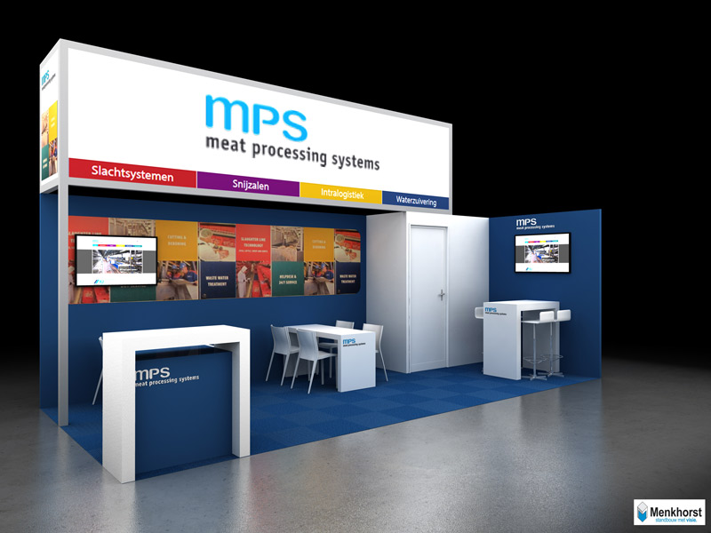 Menkhorst Standbouw - Stand MPS