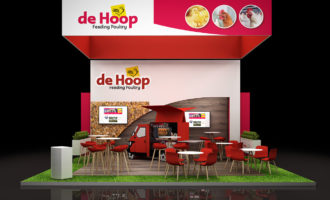 stand De Hoop Poultry Hardenberg 2020
