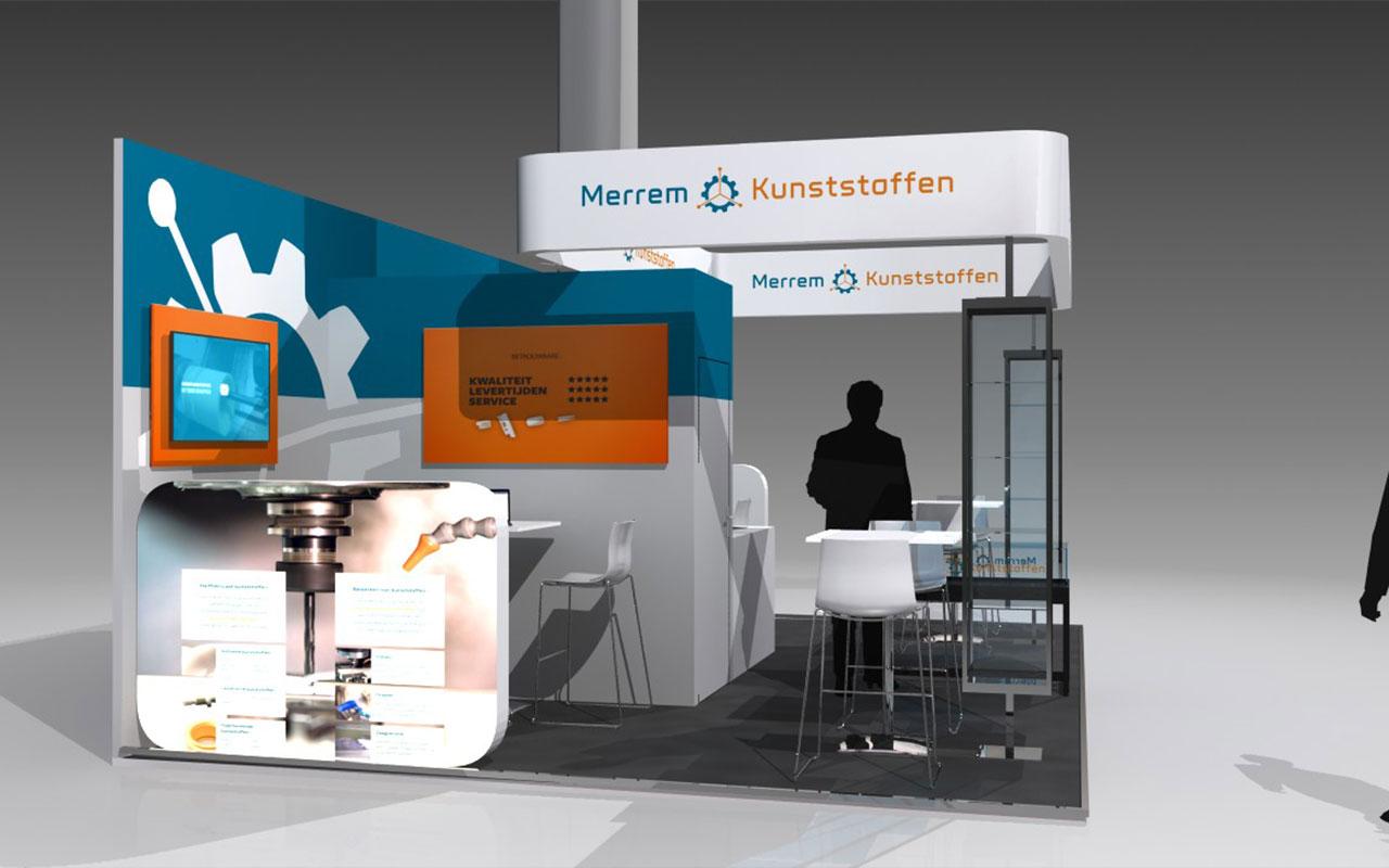 stand Merrem Kunststoffen 2019 Düsseldorf